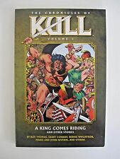 *The Chronicles of Kull TP set. 40% off! Thomas, Conway, Wrightson and others!