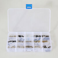 300pcs Laptop Screws with Box Case Set Kit for IBM HP TOSHIBA SONY DELL SAMSUNG