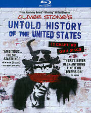 Untold History of the United States (Blu-ray Disc, 2013, 4-Disc Set) NEW