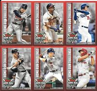 2019 Topps Home Run Challenge Insert Unscratched You Pick/Choose Card