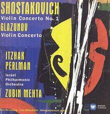 Itzhak Perlman - Shostakovich Violin Concerto [CD]