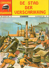COMMANDO CLASSICS 28 - DE STAD DER VERSCHRIKKING (1975)