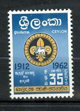 BOY SCOUT 50th ANNIVERSAIRE CEYLAN 1962