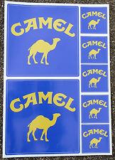 Camel Rally Carrera Coche Clásico Pegatinas Calcomanías De Bici 4x4
