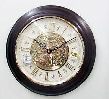 SEIKO  MUSICAL  WALL CLOCK W/ 18  HI-FI MELODIES  QXM295BLH