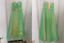New Sexy Long Prom Dresses Formal Evening Party dress Ball Gown