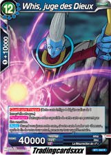 ♦Dragon Ball Super♦ Whis, juge des Dieux : BT1-043 R -VF-