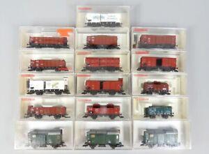 V 85089 Sammlung Fleischmann H0 Güterwagen  in Ovp.
