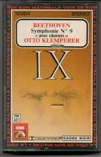 Cassette audio BEETHOVEN Symphonie n°9