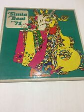 SIMLA BEAT 71 orig Indian Killer Psych/Garage punk *megarare* LP RECORD VG+