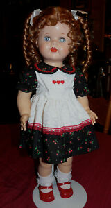 "22"" Ideal Saucy Walker Doll"