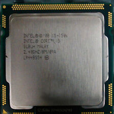 Intel Core i5-750S 2.4GHz LGA 1156 SLBLH 4-Core TDP 82W Processor CPU Tested
