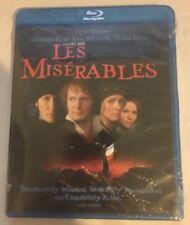Les Miserables (Blu-ray) Liam Neeson, Geoffrey Rush, Uma Thurman NEW