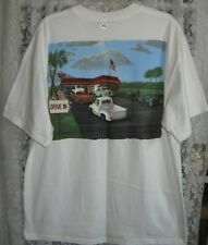 IN-N-OUT BURGER CLASSIC CAR T SHIRT XL NEW