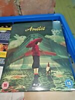 AMELIE Blu-Ray Zavvi UK Exclusive Limited Edition Steelbook New & Seal-2000 Only