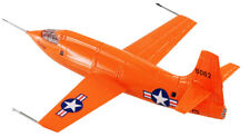 DRAGON 51021 BELL X-1 SUPERSONIC 2 aircraft model set  with stand 1:144th scale
