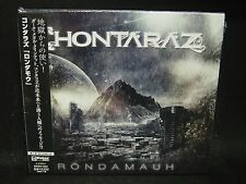 CHONTARAZ Rondamauh JAPAN CD (Import With Obi & Liner) Behemoth In Flames Norway