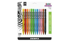 ZebraCadoozles Starters Mechanical Coloring Pencil 2.0mm,12pk - FREE SHIPPING
