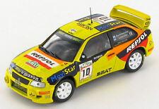 Seat Cordoba WRC Gardemeister - Lukander New Zealand  1999 1:43