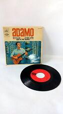 45 Upm Inch Allah - Adamo Vinyl Vintage Musik 80s 70s