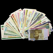 Lot 15pcs Bundle All Different World Countries Foreign Money Bank notes Currency