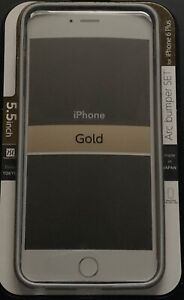 NEW Power Support ARC Bumper Resilient Protection for Apple iPhone 6 / 6s Plus