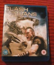 Clash Of The Titans (Blu-ray, 2010) Very Good Condition.