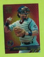 1994 Stadium Club Finest Members Only - MIke Piazza (#8)  Dodgers