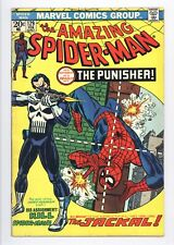 Amazing Spider-Man #129 Vol 1 Beautiful Higher Grade 1st App of the Punisher