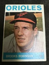 BROOKS ROBINSON 1964 Topps #230 BALTIMORE ORIOLES Hall Of Fame
