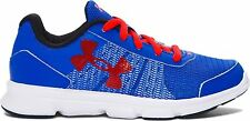 Under Armour Boys' Micro G® Speed Swift Running Shoes UK 3.5 Blue 1266302