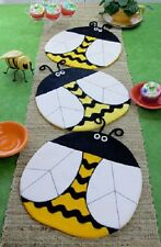 Susie Shore Designs BEE HAPPY TABLERUNNER PLACEMAT Pattern  Quilting