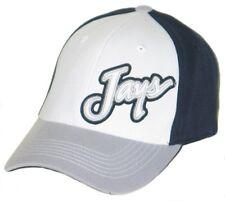 CREIGHTON BLUE JAYS INTERCEPT STYLE FLEX FIT FITTED HAT/CAP M/L NEW