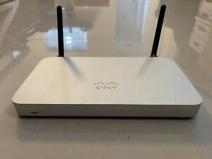 Cisco Meraki MX64W-HW Cloud Managed Firewall
