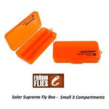 Mikael Frodin Salar Supreme Fly Box Small 3 Compartments SUPB-S3C * 2018 Stock *