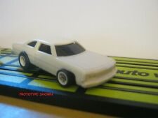 1975 Caprice Custom resin H.O. slot car body only fits G+ wide chassis
