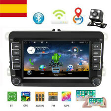 Für VW GOLF 5 PASSAT POLO Caddy Autoradio 2DIN Android 8.1 GPS Navi Bluetooth