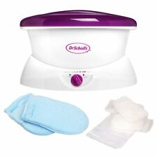 Dr. Scholl Paraffin Wax Bath Foot Spa Thermal Therapy Quick Heat Pain Relief NEW