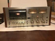 PIONEER CT-F9191 Cassette Deck  - read description Motivated Seller