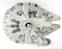 Vtg Star Wars 1995 Power of the Force Millennium Falcon incomplete
