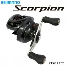 Shimano 16 Scorpion 71 Left Handle Baitcasting Reel New F/S with Tracking