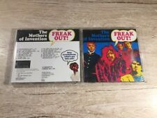 CD Frank Zappa / The Mothers Of Invention – Freak Out! 1987 CD ZAP 1