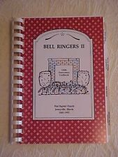 Bell Ringers II 150th Anniversary Cookbook, First Baptist Church Jerseyville IL
