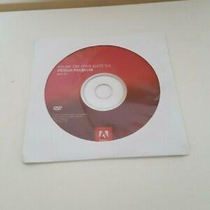 Adobe Creative Suite 5.5 CS5.5 Design Premium for Mac OS *CD DVD ONLY*