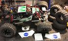 Gmade Crawler R1 Rock Buggy Kit GMA51000 Tekin FX-R ESC Heavy Duty 35T Motor