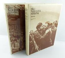 2 livres: silu Nam Dava strana tchèque histoire e772