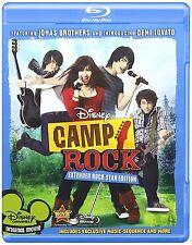 Camp Rock (Blu-ray Disc, 2008) Demi Lovato, Joe Jonas *NEW* *FREE Shipping*