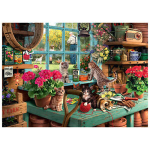 1000Pcs Jigsaw Puzzles Pieces Exercise Memory Game Relieve Stress Jigsaw Puzzles
