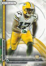 2014 Topps Strata Retail Football #133 Davante Adams Green Bay Packers