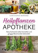 Heilpflanzen-Apotheke|Christophe Bernard|Broschiertes Buch|Deutsch